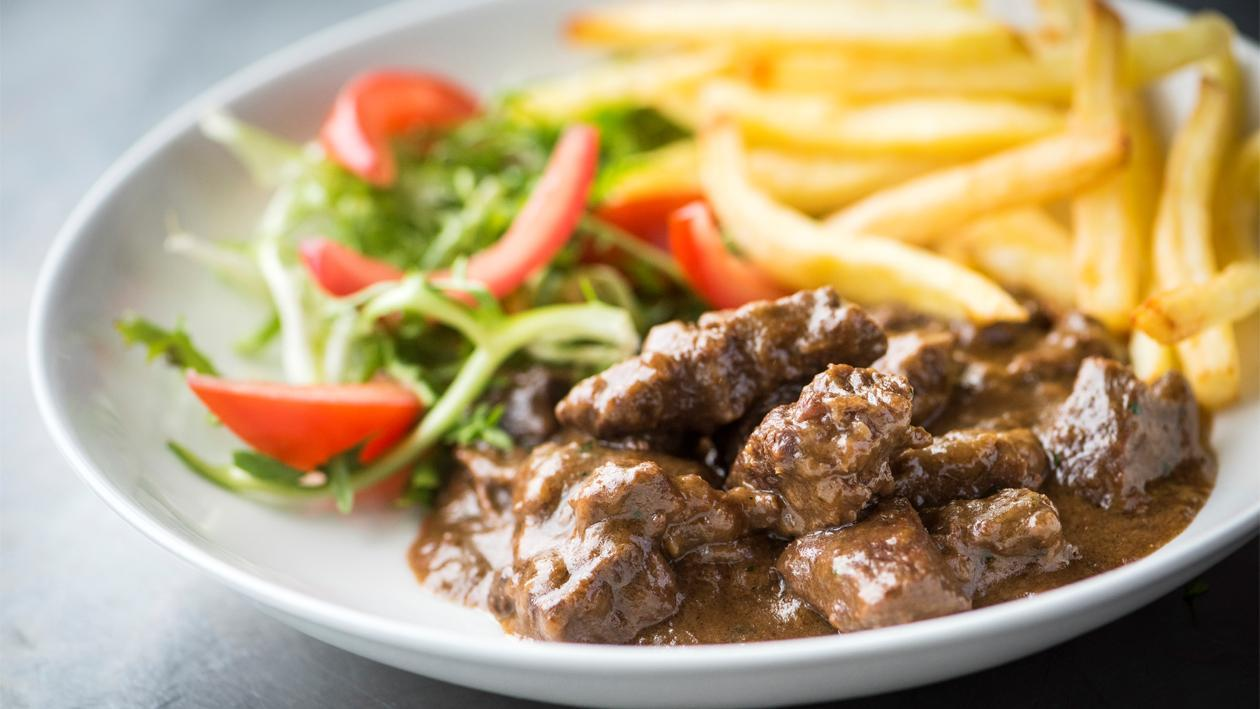 "Recipes for Success: Belgian ""Stoofvlees"""