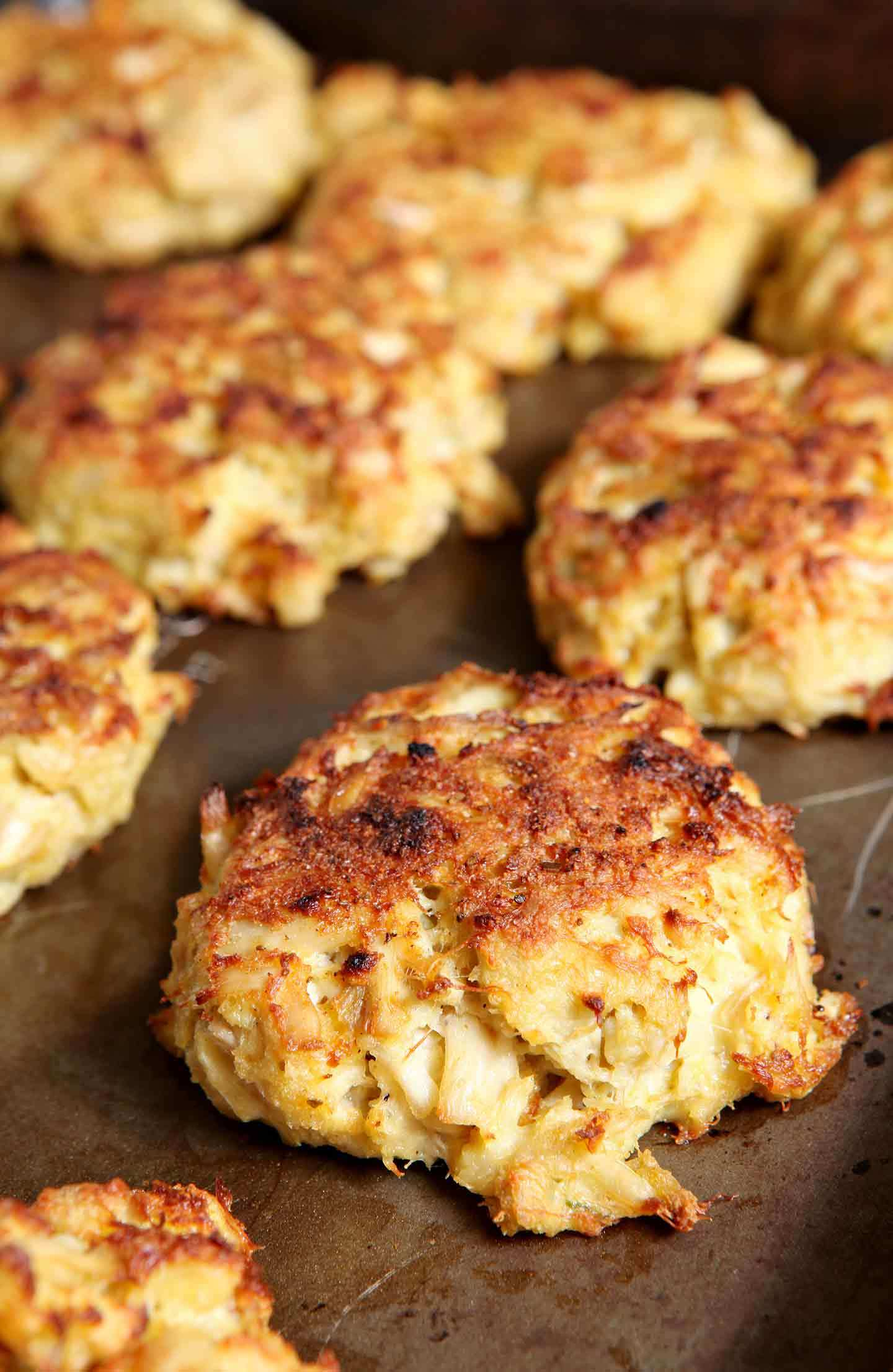 Recipes for Success: Walnut Crescent Cookies and Maryland Crab Cakes